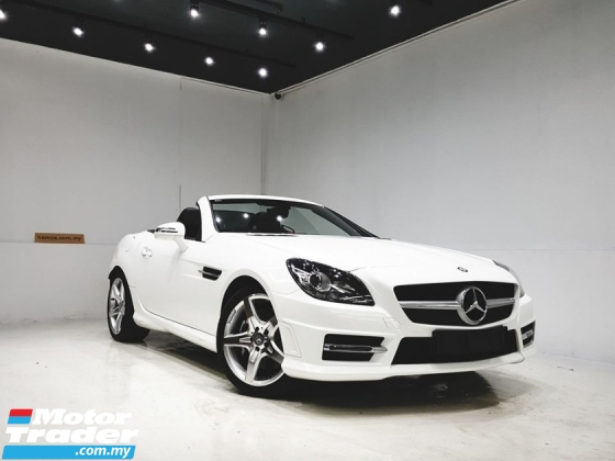 2014 MERCEDES-BENZ SLK SLK200 AMG 1.8 Turbo