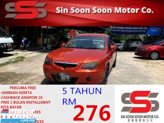 2005 PROTON GEN-2 1.6 PREMIUM PERCUMA CASH 1K+2 BULAN INSTALMENT BLACKLIST BOLE LOAN(AUTO)2005 Only 1 UNCLE Owner, 125K Mileage,TIPTOP wit AIRBEG GEN2 HONDA TOYOTA NISSAN MAZDA PERODUA MYVI AXIA VIVA ALZA SAGA PERSONA EXORA ERTIGA VIOS YARIS ALTIS CAMRY VELLFIRE CITY KIA