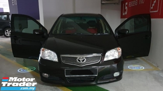 2006 TOYOTA VIOS 1.5E (AT)