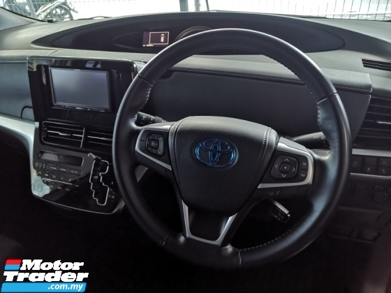 2016 TOYOTA ESTIMA Toyota Estima 2.4 New Facelift 8 seater