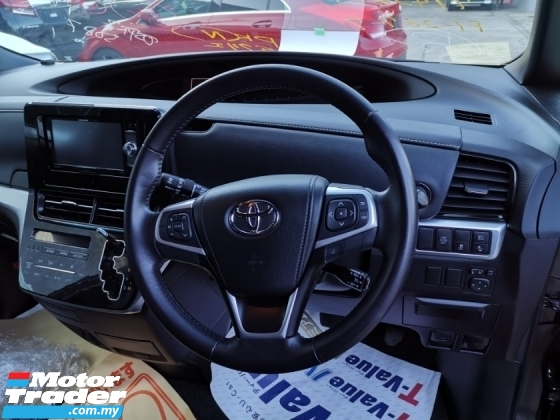 2016 TOYOTA ESTIMA Toyota Estima 2.4 New Facelift