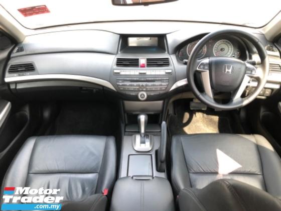 2012 HONDA ACCORD 2.0 VTI-L, High Spec, Leather Seat, Electric Seat,