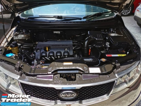 2010 NAZA FORTE 1.6 SX (AUTO) FULL SPEC