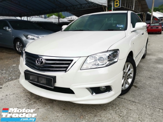2011 TOYOTA CAMRY 2.0G Beautiful Condition Accident Free