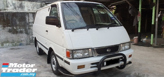2004 NISSAN VANETTE  c22 (M) Panel Van Condition Good ,Good offer