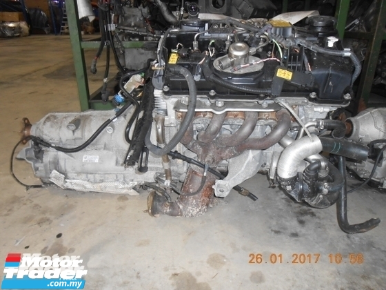 BMW E90 N43 2.0 ENGINE 3 SERIES NEW USED RECOND AUTO CAR SPARE PART MALAYSIA
