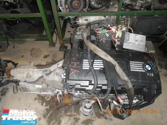 BMW E92 N53 3.0 ENGINE 3 SERIES COUPE NEW USED RECOND AUTO CAR SPARE PART MALAYSIA