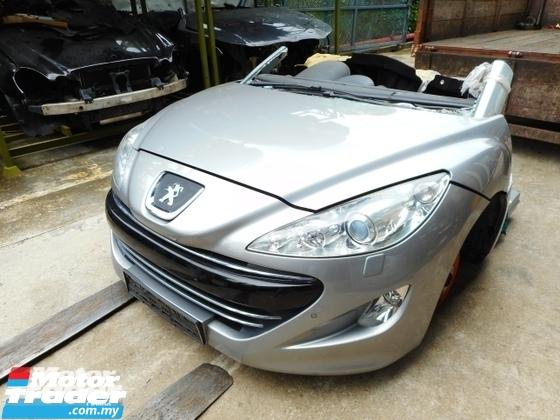 PEUGEOT RCZ HALFCUT HALF CUT NEW USED RECOND AUTO CAR SPARE PART MALAYSIA