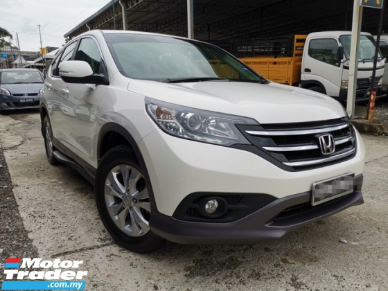 2014 HONDA CR-V 2.0 AWD MODULO SPEC FULL LEATHER SEAT