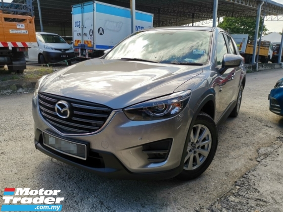 2017 MAZDA CX-5 2.0  SKYACTIV GLS FULL SERVICE UNDER WARRANTY ORIGINAL PAINT