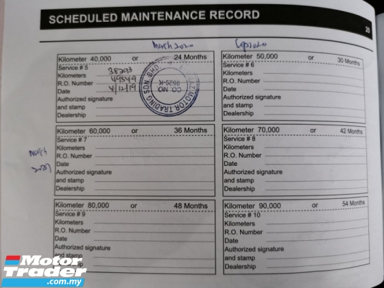 2018 MAZDA CX-9 2.5 2WD FULL SERVICE RECORD UNDER WARRANTY ONE DOCTOR OWNER ORIGINAL PAINT CONFIRM FREE ACCIDENT