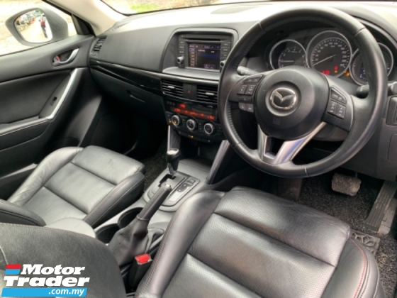 2014 MAZDA CX-5 SKYACTIV 2.0 (A)GLS Full spec Leather Electric