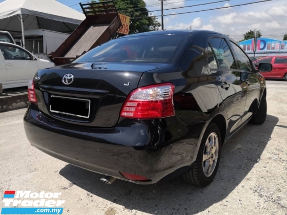 2010 TOYOTA VIOS 1.5J (MT), 1 Owner, Facelift Model, Fuel Save