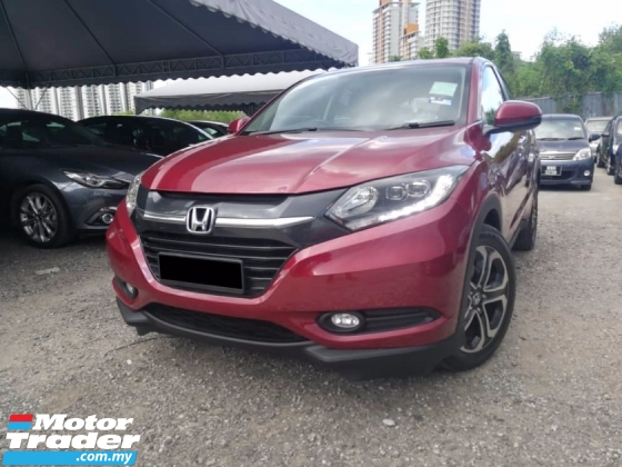 2017 HONDA HR-V V SPEC. Full service record