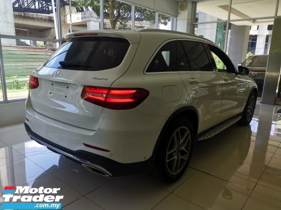 2018 MERCEDES-BENZ GLC 250 2.0 Turbo AMG Package 4Matic