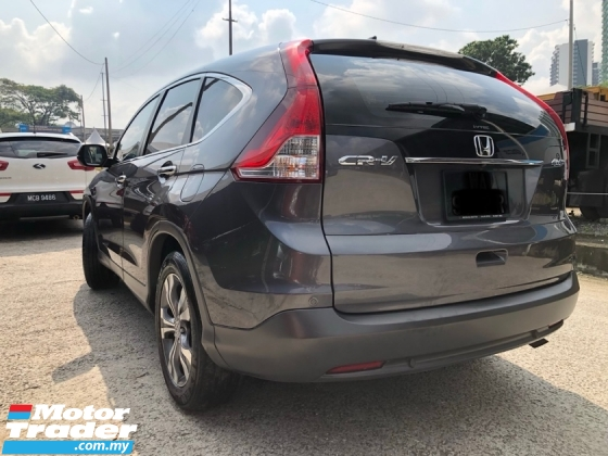 2015 HONDA CR-V CR-V 2.4 Full Spec , One Owner,Accident Free,Call