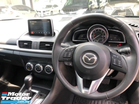 2016 MAZDA 3 2.0 GLS,Full Service Record By Mazda,Nice Conditio