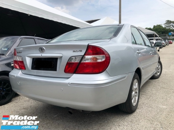 2003 TOYOTA CAMRY 2.0E, Accident Free One Owner,Call Now