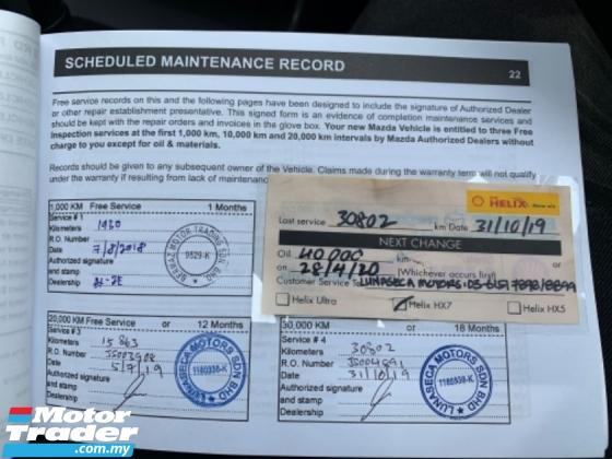2016 MAZDA BT-50 3.2 (A) 2018 Register Diesel 40k Mileages