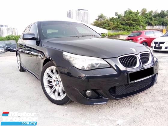 2010 BMW 5 SERIES 520D 2.0 TURBO M-SPORT LCI gearbox