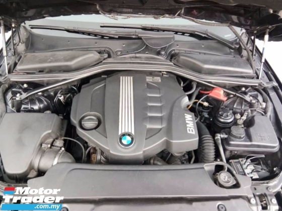 2010 BMW 5 SERIES 520D 2.0 TURBO M-SPORT LCI gearbox
