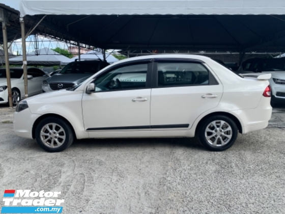 2012 PROTON SAGA 1.6 (A) Flx Keel Well Owenr low mileage