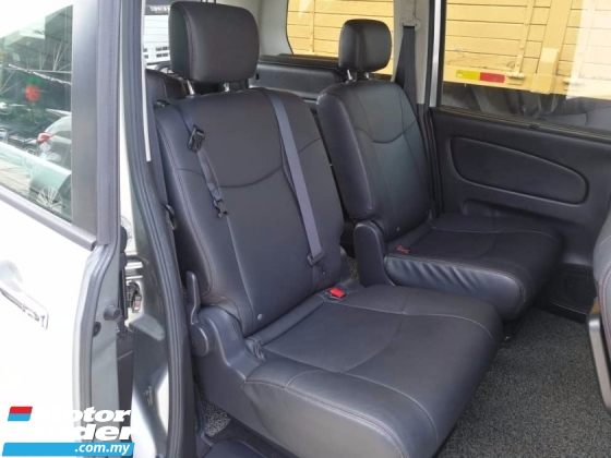2017 NISSAN SERENA 2.0 S-HYBRID FULL LEATHER SEAT
