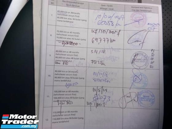2015 PROTON SUPRIMA S 1.6 TURBO FULL LEATHER
