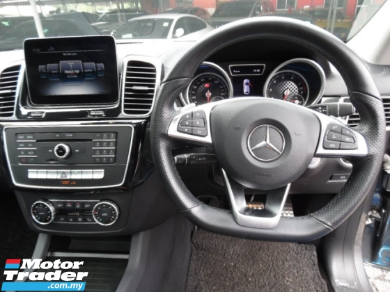 2016 MERCEDES-BENZ GLE 43 AMG 4MATIC 3.0 V6 BITURBO PREMIUM PLUS