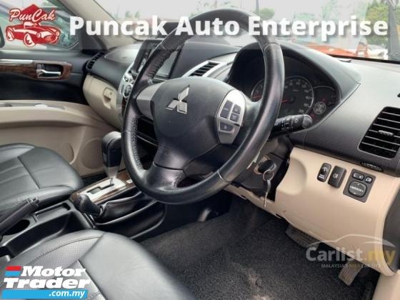 2014 MITSUBISHI PAJERO 2014 Mitsubishi Pajero Sport 2.5 GL SUV