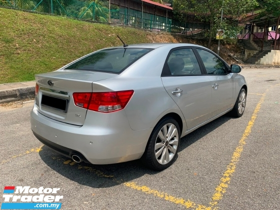 2010 KIA FORTE 1.6 SX FULL SPEC RAYA OFFER FULL LOAN