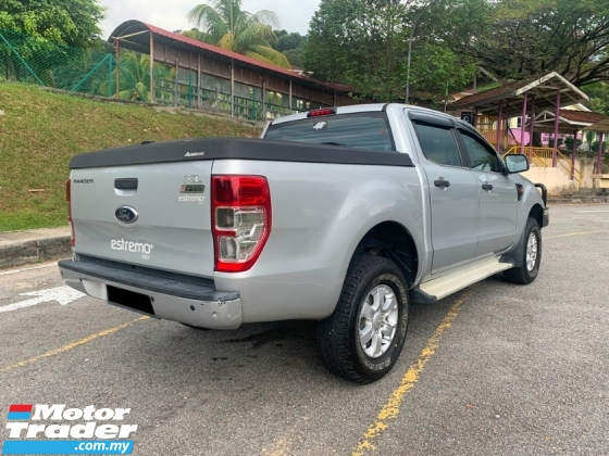 2013 FORD RANGER 2.2 XL (M) 6 SPEED MANUAL