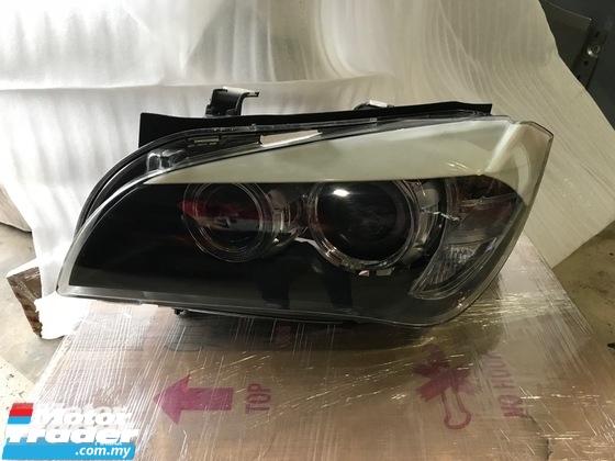 BMW X1 E84 HEADLAMP HEAD LAMP NEW USED RECOND AUTO CAR SPARE PART MALAYSIA
