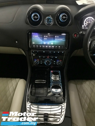 2017 JAGUAR XJ 3.0 L Premium Lux FULL SPEC UNREGISTERED