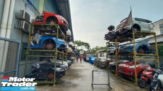 PORSCHE CAYENNE 957 AUTO PARTS HALFCUT HALF CUT NEW USED RECOND AUTO CAR SPARE PART MALAYSIA