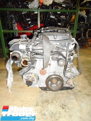MERCEDES BENZ E CLASS W212 271 860 Engine HALFCUT HALF CUT NEW USED RECOND AUTO CAR SPARE PART MALAYSIA