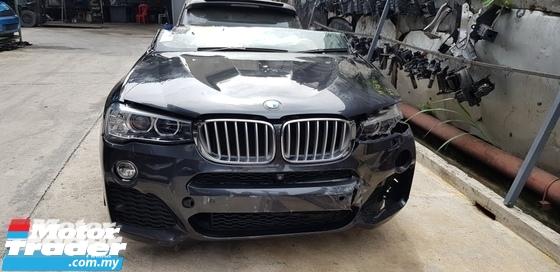 BMW X4 HALFCUT HALF CUT ENGINE NEW USED RECOND AUTO CAR SPARE PART MALAYSIA