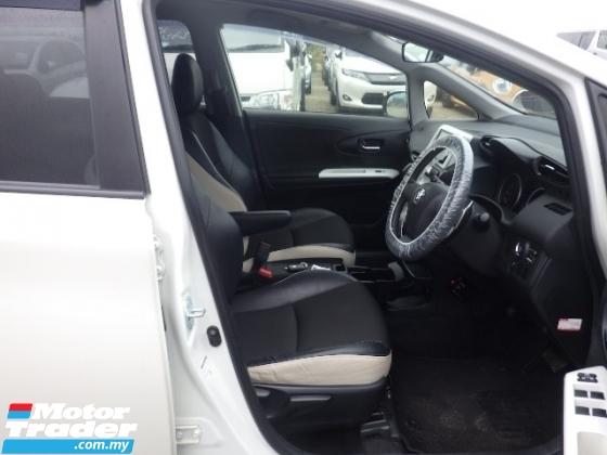 2016 TOYOTA WISH Toyota Wish 1.8 S MONOTONE Sunroof
