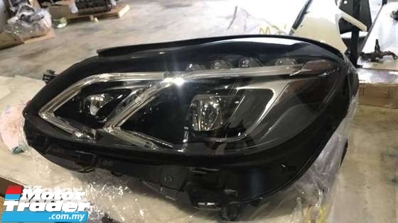 MERCEDES BENZ W212 E CLASS HEAD LAMP NEW USED RECOND CAR PARTS SPARE PARTS AUTO PART HALF CUT HALFCUT GEARBOX TRANSMISSION MERCEDES BENZ MALAYSIA