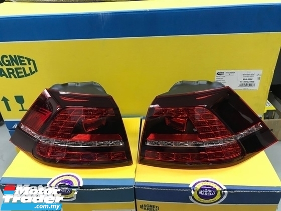 VOLKSWAGEN GOLF MK7 Tail Lamp NEW USED RECOND CAR PARTS SPARE PARTS AUTO PART HALF CUT HALFCUT GEARBOX TRANSMISSION MALAYSIA Enjin servis kereta potong separuh murah VOLKSWAGEN Malaysia