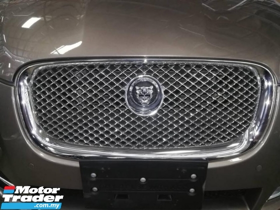 2012 JAGUAR XF 3.0 (5 star condition)