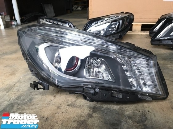 MERCEDES BENZ CLA W117 HEAD LAMP NEW USED RECOND CAR PART MALAYSIA NEW USED RECOND CAR PARTS SPARE PARTS AUTO PART HALF CUT HALFCUT GEARBOX TRANSMISSION MALAYSIA Enjin servis kereta potong separuh murah MERCEDES BENZ Malaysia