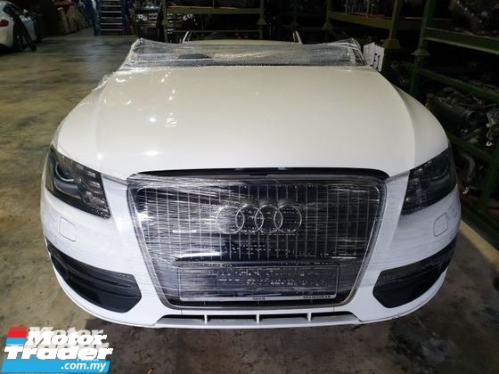 AUDI Q5 AUTO PARTS NEW USED RECOND CAR PARTS SPARE PARTS AUTO PART HALF CUT HALFCUT GEARBOX TRANSMISSION MALAYSIA Enjin servis kereta potong separuh murah AUDI Malaysia