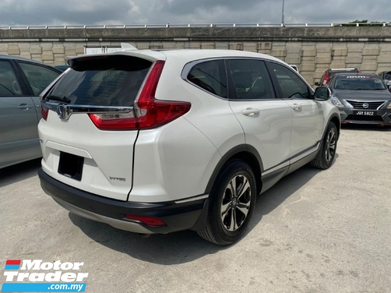 2018 HONDA CR-V 2.0 PREMIUM SPEC FULL SVC RECORD