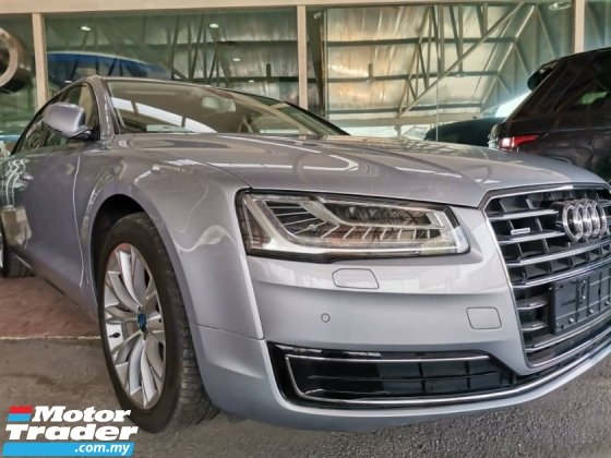 2014 AUDI A8 A8L 3.0 TFSI QUATTRO Recon, Good Condition