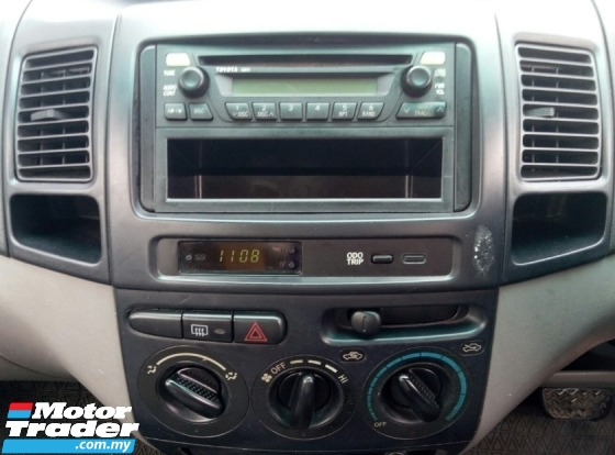 2005 TOYOTA VIOS 1.5E (AT) /T.TOP CONDITION