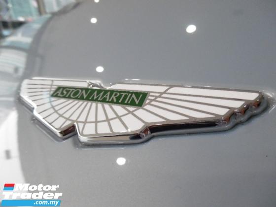 2017 ASTON MARTIN DB11 5.2 V12