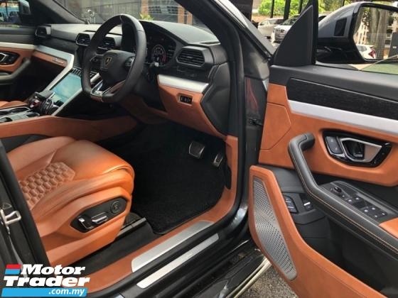 2018 LAMBORGHINI AVENTADOR URUS 4.0 V8 TURBOCHARGED