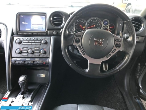 2015 NISSAN GT-R GTR 3.8 V6