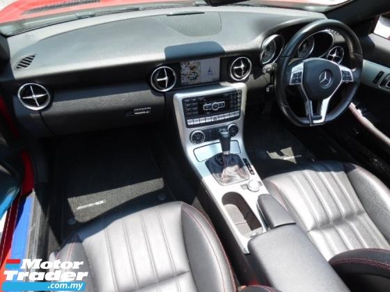 2014 MERCEDES-BENZ SLK 250 SLK250 AMG SPORT COUPE   CONVERTIBLE